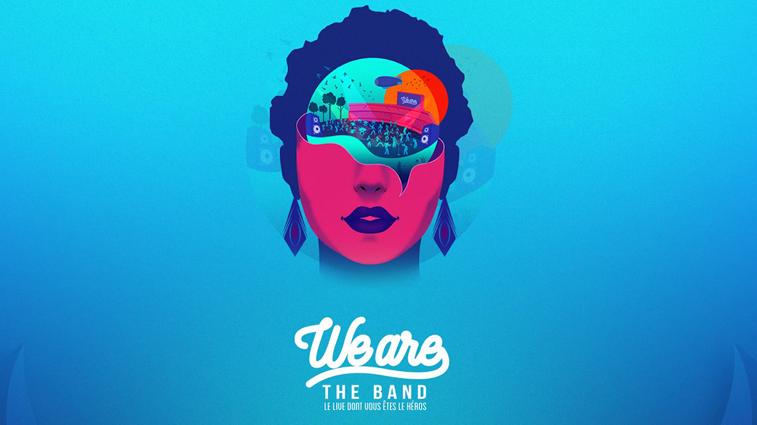 Landes | « We are the band » Le live dont vous êtes le héros !